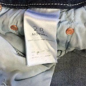 "MOTHER Jeans - Mother ""Looker"" skinny crop jean"